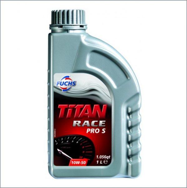 Моторное масло Fuchs Titan Race Pro S 10w-50 1l