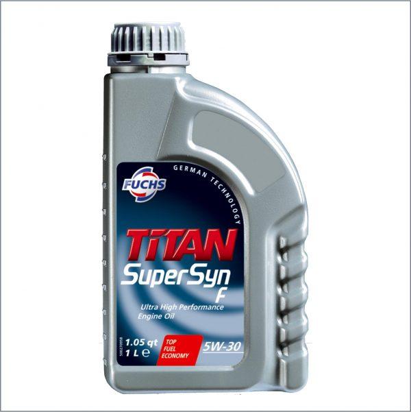 Моторное масло Fuchs Titan SuperSyn F 5W30 1L 1