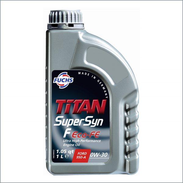 Моторное масло Fuchs Titan Supersyn F Eco-FE 0W30 1L 1_1
