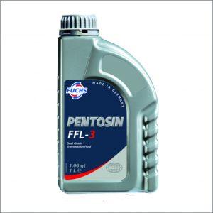 Жидкость для роботизированных коробок передач с двойным сцеплением Fuchs Pentosin FFL-3