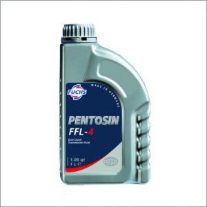 Жидкость для роботизированных коробок передач с двойным сцеплением Fuchs Pentosin FFL-4