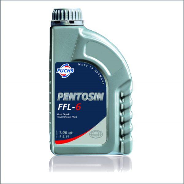 Жидкость для роботизированных коробок передач с двойным сцеплением Fuchs Pentosin FFL-6