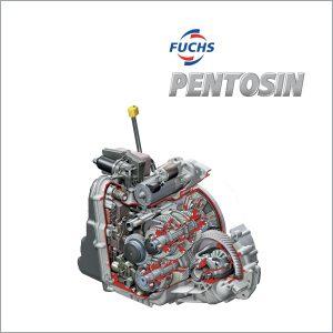 Жидкости FUCHS PENTOSIN для роботизированных коробок передач с двойным сцеплением