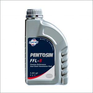 Жидкость для роботизированных коробок передач с двойным сцеплением Fuchs Pentosin FFL-8