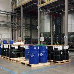 Завод FUCHS производство и готовая продукция