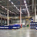 Завод FUCHS производственный цех