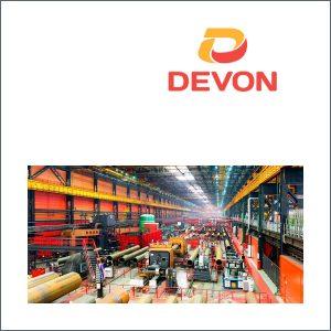 Индустриальные масла Devon