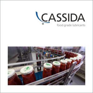 Пищевые смазочные материалы FUCHS Cassida
