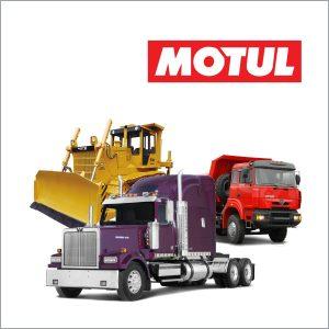 Motul HD для грузовых автомобилей, автобусов и внедорожной техники