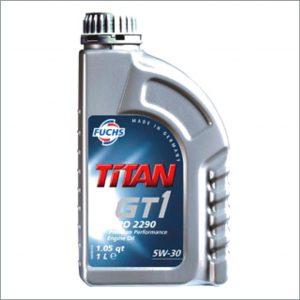 Моторное масло Fuchs Titan GT1 PRO 2290 5W30 1L 1