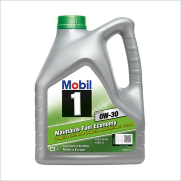 Mobil 1 ESP LV 0W-30 motor oil