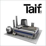 TAIF индустриальные смазочные материалы