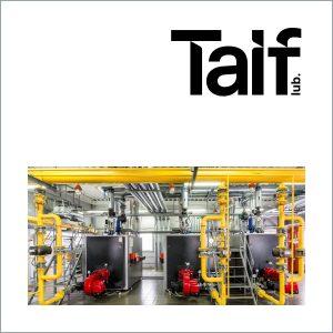 TAIF масла-теплоносители