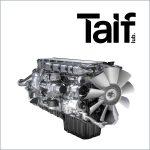 TAIF моторные масла для коммерческой и внедорожной техники