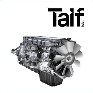 TAIF моторные масла для коммерческой техники