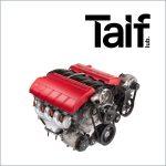 TAIF моторные масла для легкового транспорта и легких грузовиков