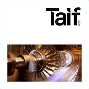 TAIF турбинные масла