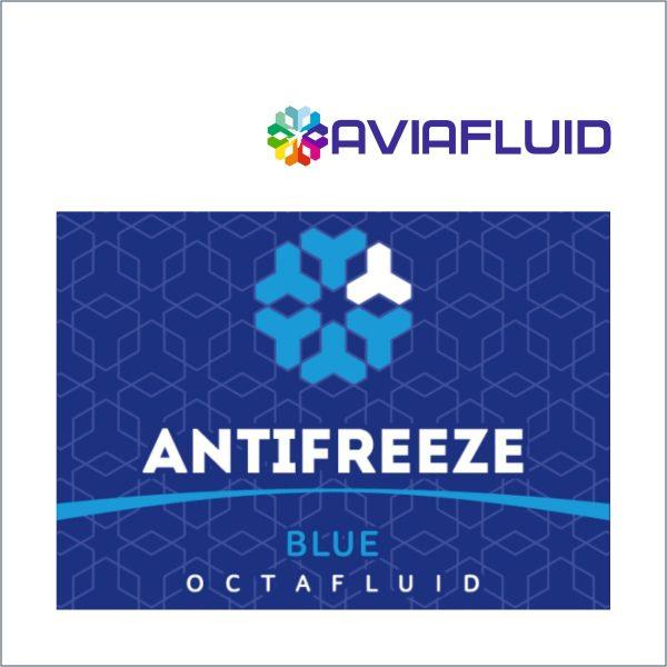 AviaFluid Octafluid antifreeze blue