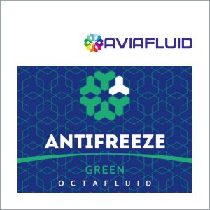 AviaFluid Octafluid antifreeze G11 green